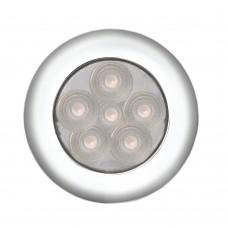 LED CEILING LIGHT (FM / SM) - 00558-SSCWH