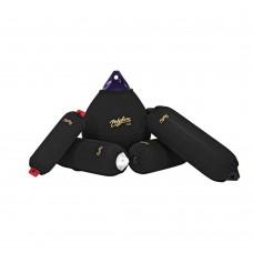 Polyform USA Elite Fender Covers - Black