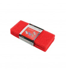 Coarse Scrubber Pad (Red) - 2 Pieces