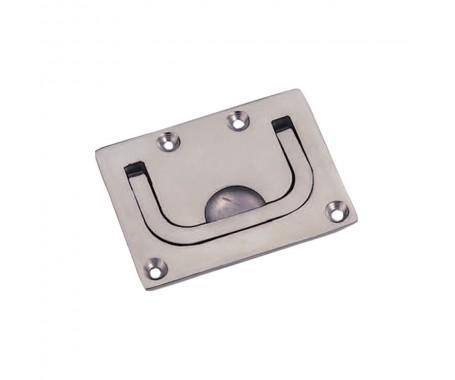 Stainless Steel Flush Lift Handle 316