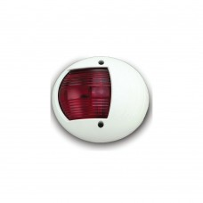 Red Port Navigation Light Vertical Mount - (00092)