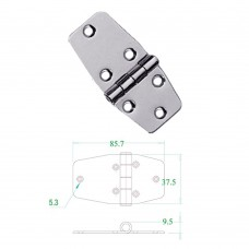 Stainless Steel Hinge 304 Model No: 52564