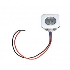 LED Courtesy Light - Flush Mount 00185-WH
