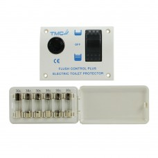 Electric Toilet Flush Control - 12V