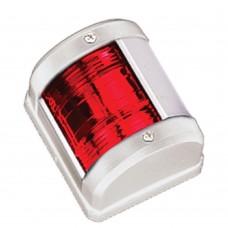NAVIGATION LIGHT FOR BOATS UP TO 12M (RED PORT LIGHT)