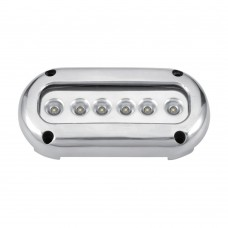 LED Underwater Light - Surface Mount 00298-6WH