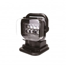 WORK LIGHT 50W,5x10LED RC - LED Remote Control Spotlight - Surface Mount