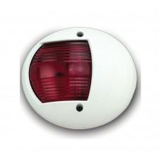 NAVIGATION LIGHT VERTICAL MOUNT (RED PORT LIGHT)