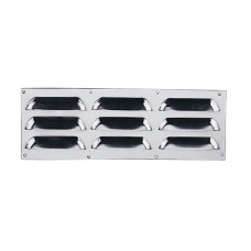 Louvered Vent, S.S. 304 - 3 Column