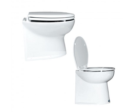 Deluxe Flush Electric Toilet  Model: 58280-1012-XXV