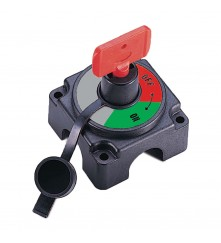 Mini Battery Switch with Removable Key 10093-NL