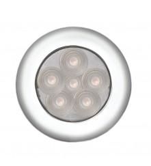 LED Ceiling Light (FM / SM) - (00558-SSWH)
