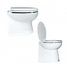 Deluxe Flush Electric Toilet