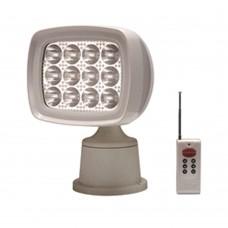 LED Remote Control Spotlight - Surface Mount