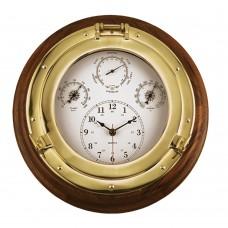 4 in 1 - Clock + Clinometer + Thermometer + Moistmeter