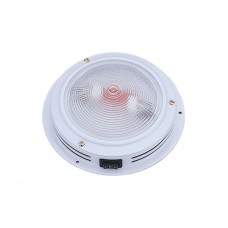 "DOME LIGHT S.S. 4"" (SM) - 00541-WH"