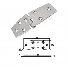 Stainless Steel Hinge 304 Model No: 52555