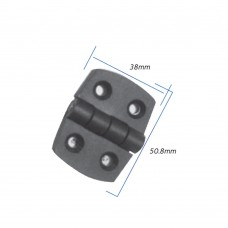 Black Plastic Hinge Model: 52565-BK
