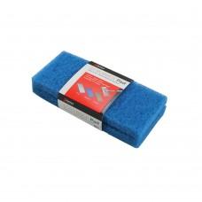 Medium Scrubber Pad (Blue) - 2 Pieces - SHD1702