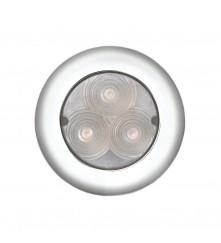 LED Ceiling Light (FM) - (00158-SSWH)