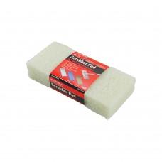 Fine Scrubber Pad (White) - 2 Pieces - SHD1701