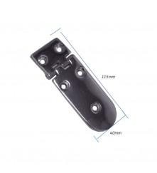 Hinge - AISI 316 Model No: 008613