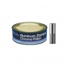 Aluminum, Stainless Steel & Chrome Polish - 65010-01