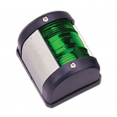 LED Starboard Light - For Boats Up To 12M 00111-LDBK