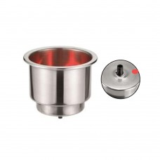 Red LED Drink / Can Holder 54099-02RD