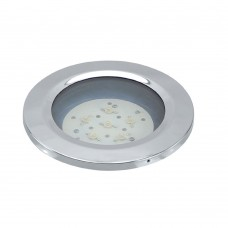 "LED DOME LIGHT 4"" (FM) - 121LED"