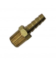Brass Fuel Hose Barb - Suitable for 18-7852-1