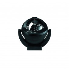 Offshore Compass 95, Bracket Mount Type, Black Flat Card - Black Color