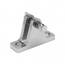 Deck Hinge S.S. - 90° AISI 316