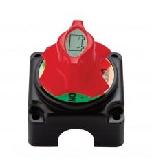 Mini Battery Switch with Knob