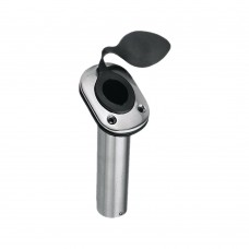 Stainless Steel Rod Holder (With PVC Cap)