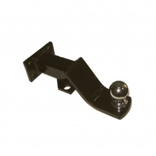 Ball Mount Bracket - Black Enamel Finish Model: SS11592-BK