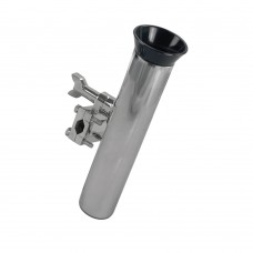 Stainless Steel Rod Holder (With Rail Mount)