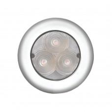 LED Ceiling Light - Flush Mount 00158-SSWH