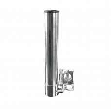 Stainless Steel Rod Holder (Rail Mount)