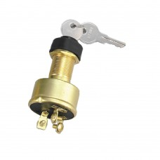 Ignition/Starter Switch - With Rubber Cap