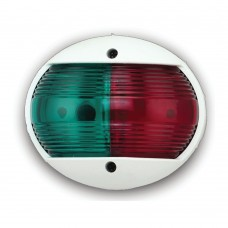 Red & Green Navigation Light Vertical Mount - (00295)