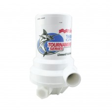 Tournament Series - Dual Port 1600 GPH Livewell Pump
