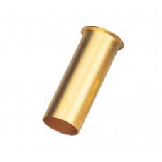 "Brass Drain Tube - Size: 1"" x 3-7/8"""