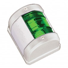LED Starboard Navigation Light - Boats up to 12m - (00111-LDW)