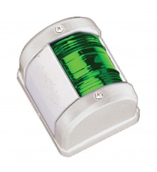 Starboard Navigation Light - Boats up to 12m - (00111-WH)