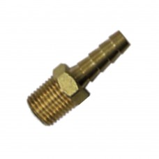 Brass Fuel Hose Barb - Suitable for 18-7852-1