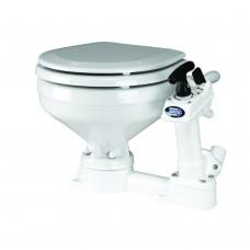 Twist 'n' Lock Manual Toilet