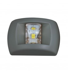 LED White Masthead Light - For Boats Up To 12M