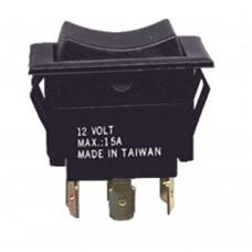 Rocker Switch - 6 Pin