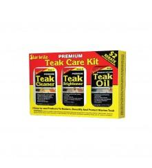 Premium Teak Care Kit - 081216